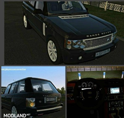 Land Rover Range Rover Supercharged 5.0 4WD [1.5.9], 1 photo